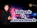 ✓ Ordinario Vs. Extraordinario ᴴᴰ - Transformación a Una Vida Con Éxito™