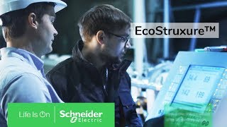 Conoce EcoStruxure platform de Schneider Electric
