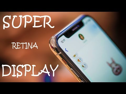 Download Youtube: iPhone X Super RETINA Display Explained