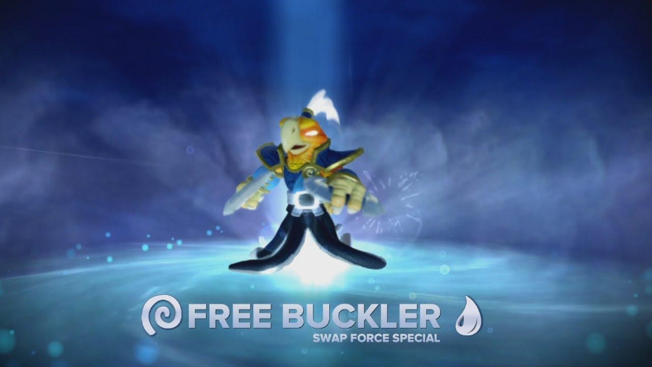 Uncategorized Skylanders Free free buckler skylanders swap force gameplay youtube gameplay