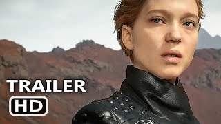 PS4 - DEATH STRANDING Characters Trailer (2019)