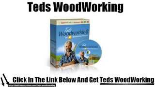Teds Woodworking Review 16000 Plans E-book PDF Download