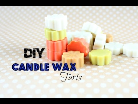 How To Diy Candle Tarts From Used Candles
