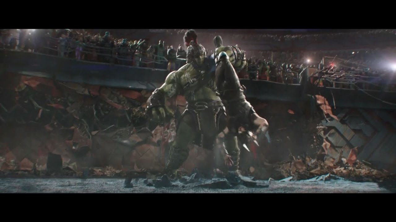 Hulk Smash Thor And Loki. - YouTube