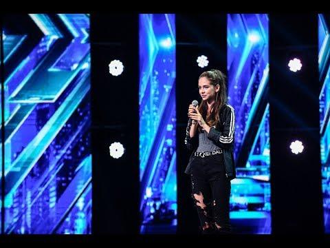 Tom Odell - Another Love. Vezi cum cântă Daniela Matei, la X Factor!