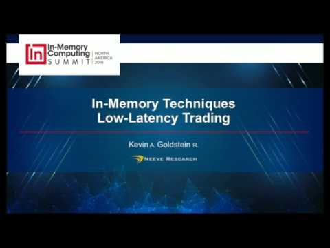 Building Low Latency Trading Systems