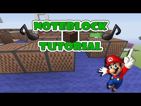 """mario-overworld-doorbell---note-block-""""tutorial""""-(minecraft-xbox/ps3)"""