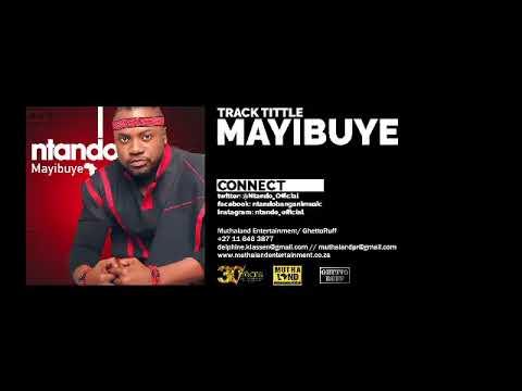 Ntando - Mayibuye (Audio)