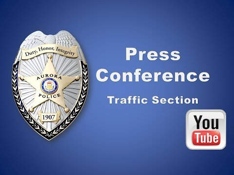 Press Conference:  Police Officers and Citizens Rescue Mother and Child Trapped Under Vehicle