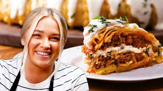 How to Make a Lasagna Dome with Alix