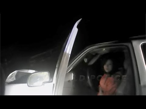 Shes Hammered! - Pullman Police Catch Hit & Run Drunk Driver