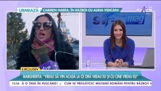 "Margherita de la Clejani: ""Mă mut cu chirie!"" thumbnail"