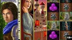 Wolfheart Slot Machine Free Spins Bonus - Microgaming Slots