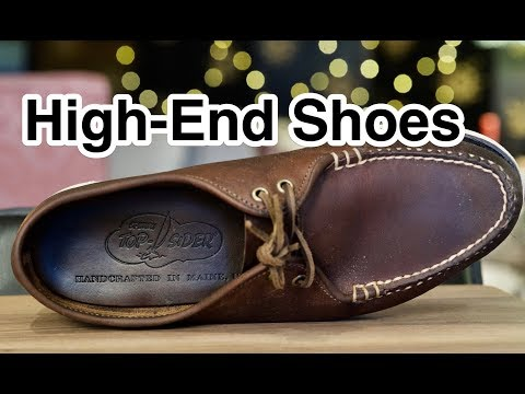 High-End Shoes - Your Feet Will LOVE You!