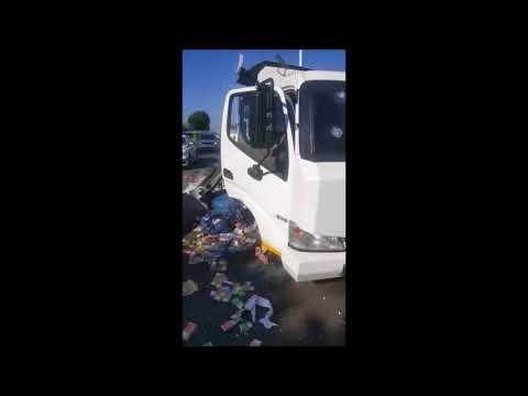 WATCH: Cash-in-transit heist in Boksburg