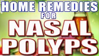 नाक का माँस बढ़ने की समस्या का शर्तिया इलाज II Home Remedies For Nasal Polyps II screenshot 2