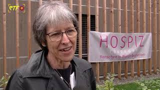 Feierliche Eröffnung des Hospizes im Rotbad