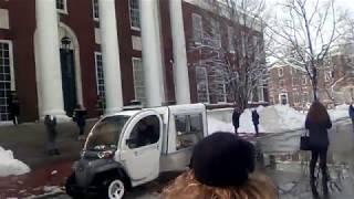 Harvard Business School Tour (March 2018)