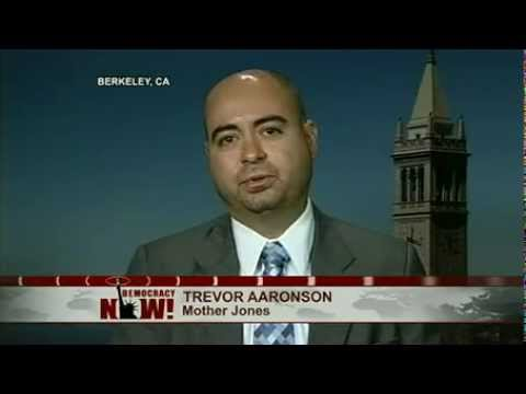 Trevor Aaronson discusses his Mother Jones investigation about FBI informants