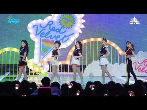 [鞓堧姤鞐瓣惮靻� 歆侅籂] 霠堧摐氩渤 韺岇泴 鞐� @靽�!鞚岇晠欷戩嫭_20180811 Power up Red Velvet in 4K