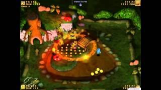Pac Man All Stars PC 2002 Gameplay