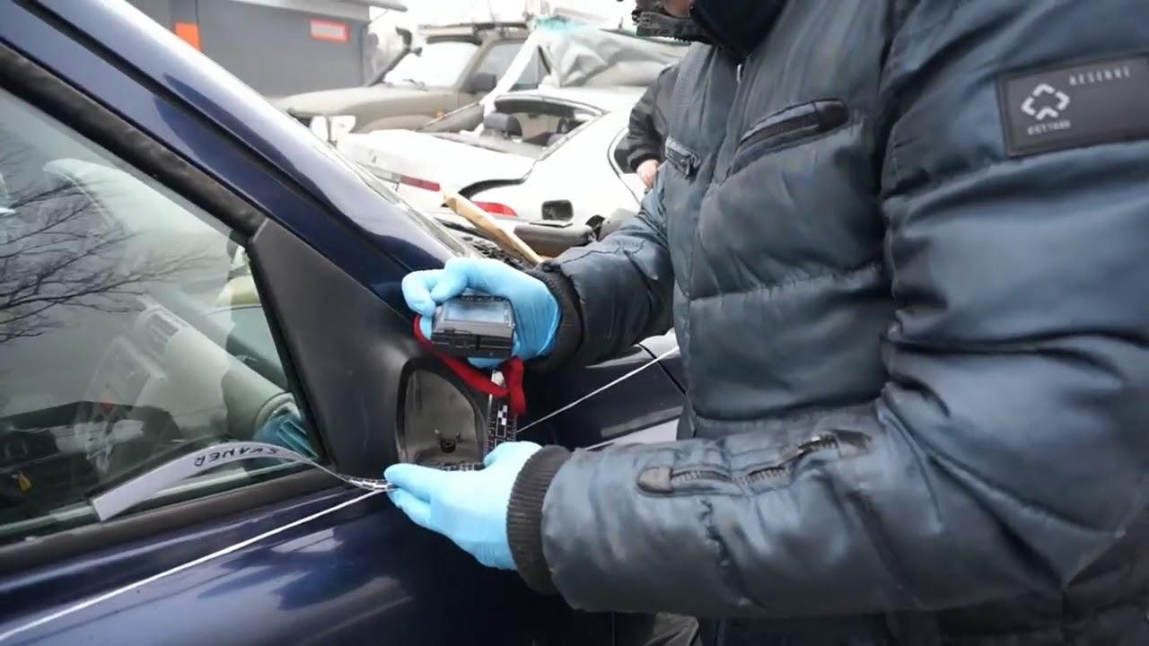 Sprawca potrącenia z ulicy Partyzantów w rękach policjantów – 23.01.2018