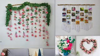 8 Best Diy Wall Hanging Room Decor Projects ! For Small House