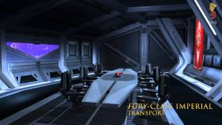 ► SWTOR Ship Dossier - Fury Class Imperial Inteceptor (Sith Warrior) - Ned+ TGN.TV