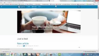 How to Animate Logo's, Images and Text in Joomla 3
