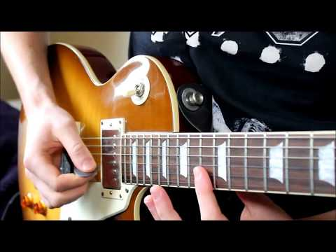 Uptown Funk Guitar Lesson Tutorial (Mark Ronson ft. Bruno Mars) - Easy Riffs Lesson #8