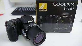 Nikon coolpix L340. Обзор ультразум камеры