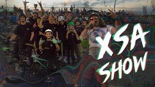 XSA Air Show | Экстрим Шоу | 2018 Grand Prix Sochi Formula 1