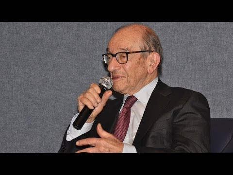 Alan Greenspan: The Map and the Territory