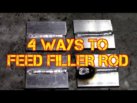 Download Youtube: TFS: TIG Simple - 4 Ways to Feed Filler Rod