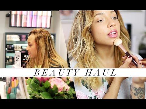 Beauty Haul & First Impressions | Samantha Maria AD