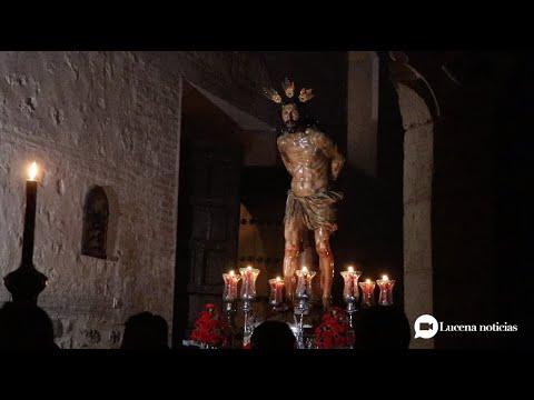 VÍDEO: Cuaresma Lucena 2020: Vía Crucis de Ntro. Padre Jesús amarrado a la Columna