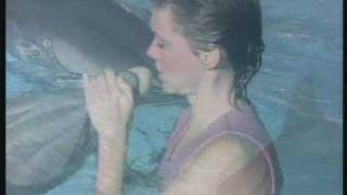 OLIVIA NEWTON-JOHN -THE PROMISE(the dolphin song)EXT VIDEO RMX
