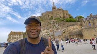The AMAZING Mont Saint Michel is a MUST!   *VLOG 307