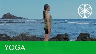 Rodney Yee: Yoga for Energy and Stress Relief - Restorative Poses | Yoga | Gaiam
