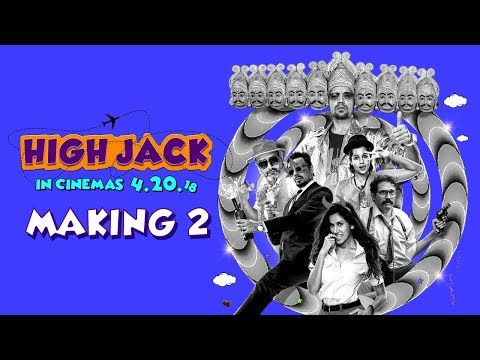 Making of the chilled out film | High Jack | Sumeet Vyas | Sonnalli Seygall | Mantra