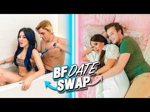 Swapping Boyfriends On Romantic Dates