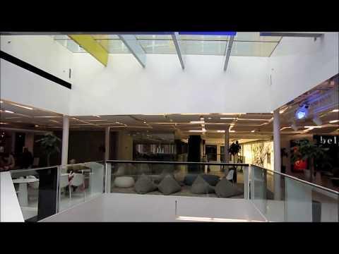 Modern Architecture - Kluuvi Shopping Center Interior Design - Helsinki Finland