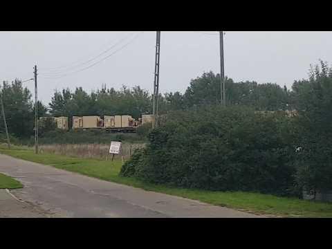 Transport logistyki amerykańskiej  ABCT (Armored Brigade Combat Team)