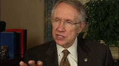Reid Discusses President Obama's New Housing Initiative