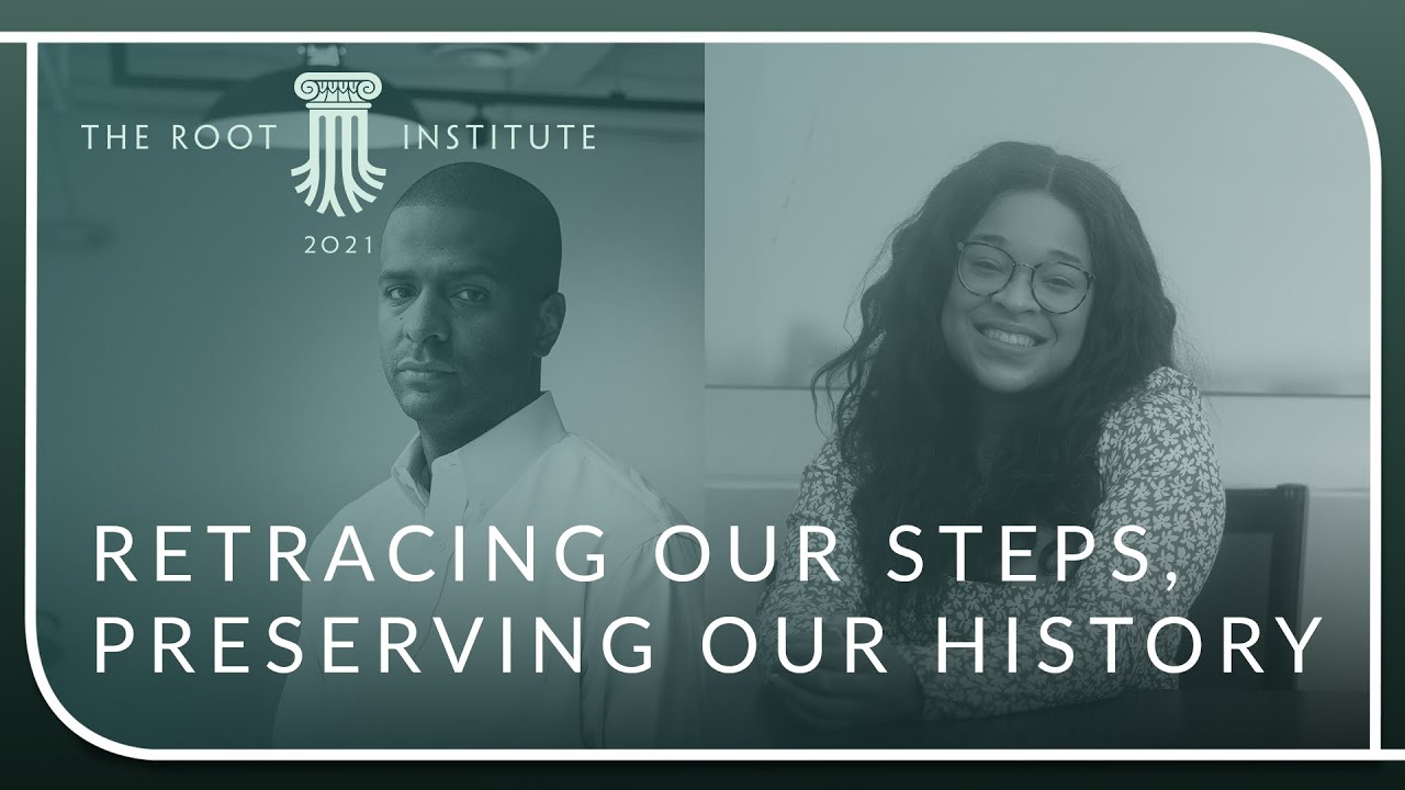 Retracing Our Steps, Preserving Our History