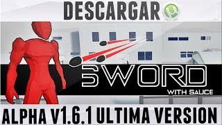 Como Descargar Sword With Sauce Ultima Version v1.6.1 Para PC 2017