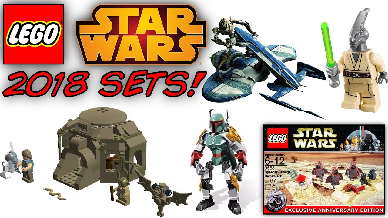 lego star wars 2018 sets list winter 2017 2018 lego. Black Bedroom Furniture Sets. Home Design Ideas
