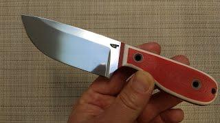 Нож WK-2 WorkingKnife. Не просто красивый...