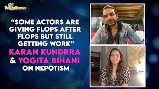 Karan Kundrra and Yogita Bihani get candid about 'Dil Hi Toh Hai' season 3