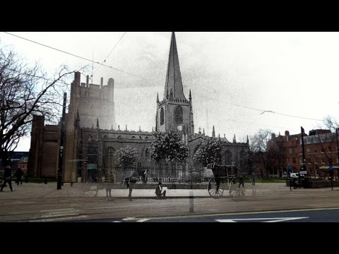 Sheffield Through Time - In Motion 3D!